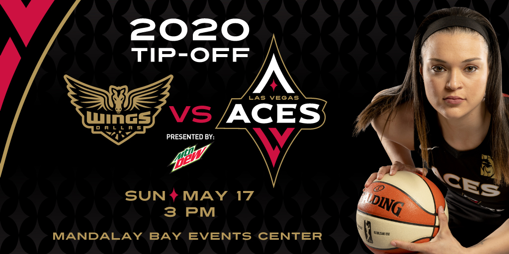 Summer 2020 is going to be 🔥🔥🔥  SZN 3️⃣ of Aces Basketball tips off May 17 at The House! Tickets for the Home Opener are now on sale!  🎟 https://t.co/bH72vNLvKH | #DoubleDown ♦️♠️ https://t.co/M7EBK3ewYw