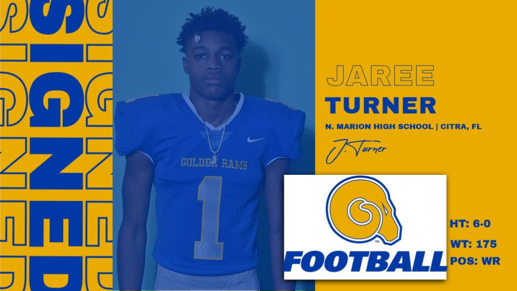 Welcome to the RAMily Jaree Turner!  #NSD20 #BanyBuilt20 https://t.co/zq5IzL6m8k