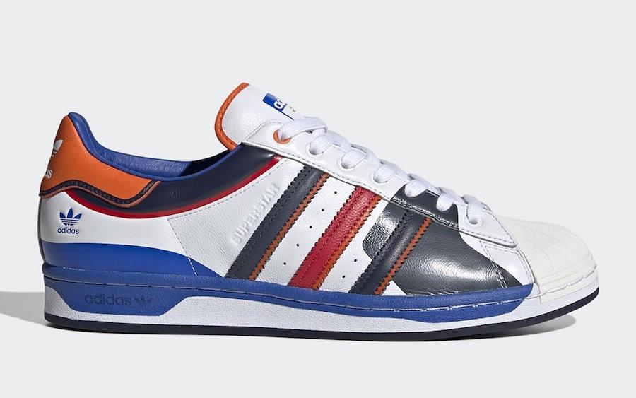 "Adidas Superstar ""Starting Five"""
