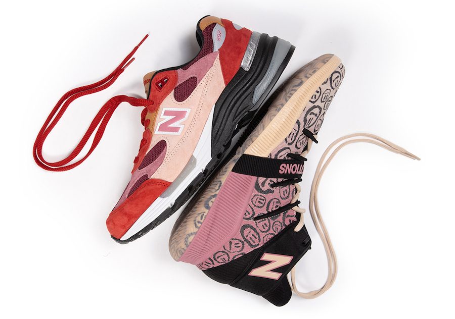 """Don't Be Mad x New Balance """"No Emotions Are Emotions"""" Capsule"""