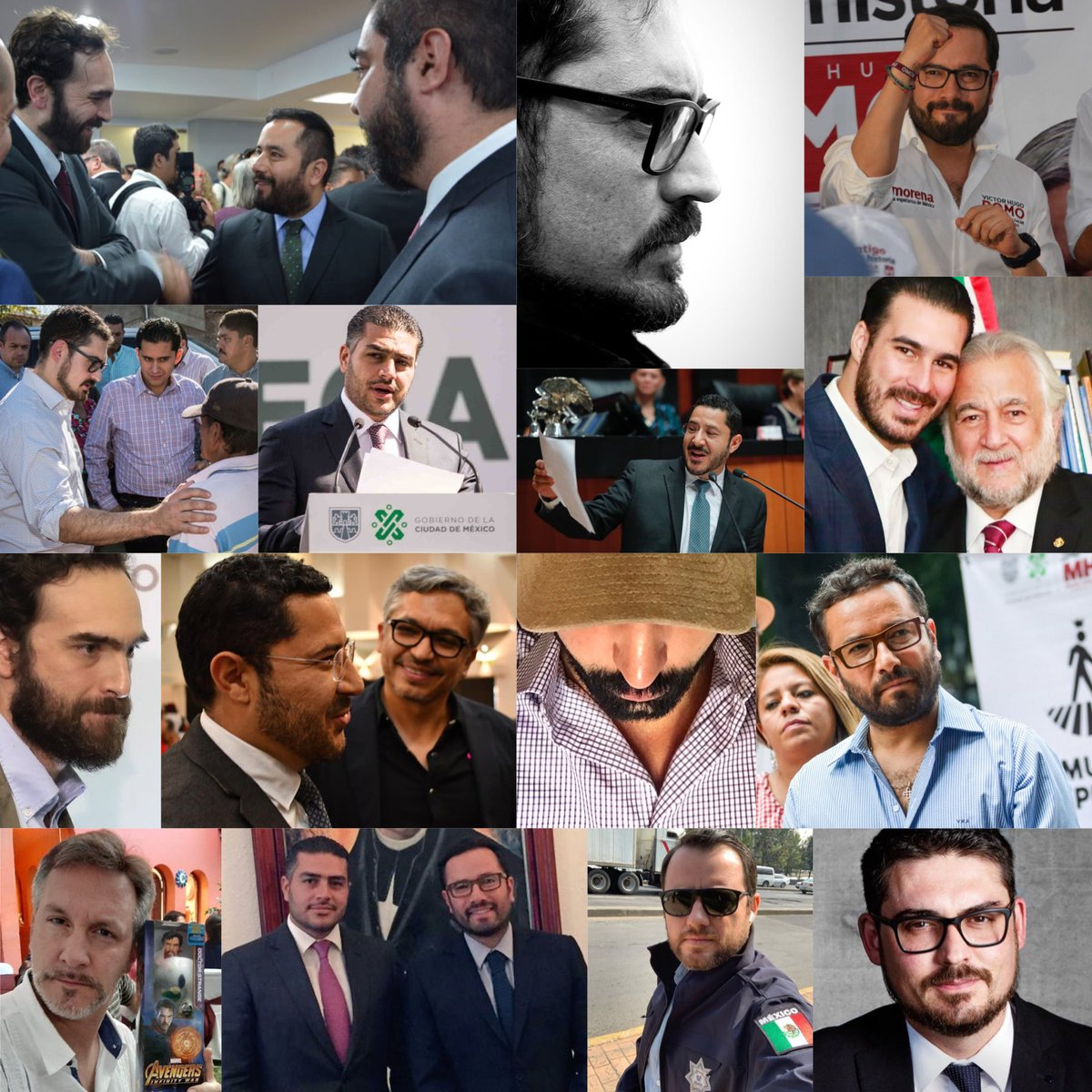 #MiercolesDeBarbas de la #4T #NoShave #TheBeardRevolution  #BeardSeason #BeardedBeauties #beardlife #poilu #beardedmen #hairymen #BarbaDelDia   #GobiernoDelPueblo #La4TVa #RedAMLO  #AMLOEstamosContigo #FelizMiercoles #5deFebreropic.twitter.com/SExKG9RFgd