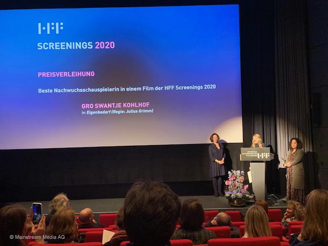 Auch dieses Jahr sind wir bei den @HFF_Muenchen Screenings dabei. #mainstreammediaag #fernsehenmitherz #hffmünchen pic.twitter.com/h61xMNbpQp
