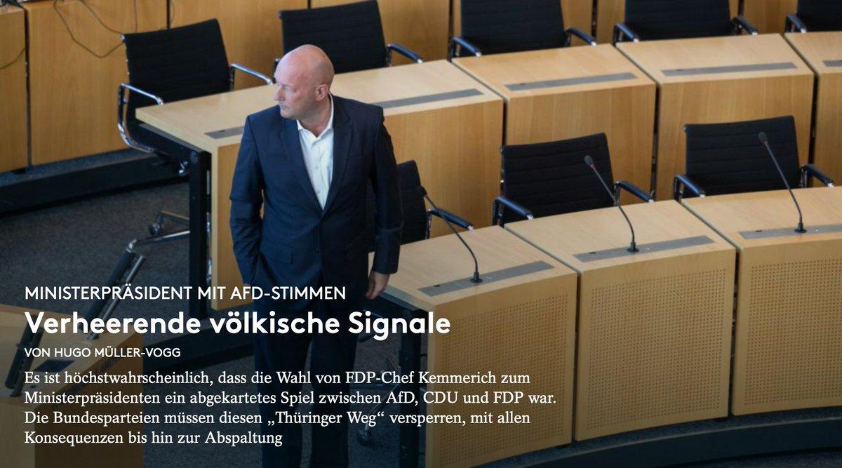 CDU und FDP