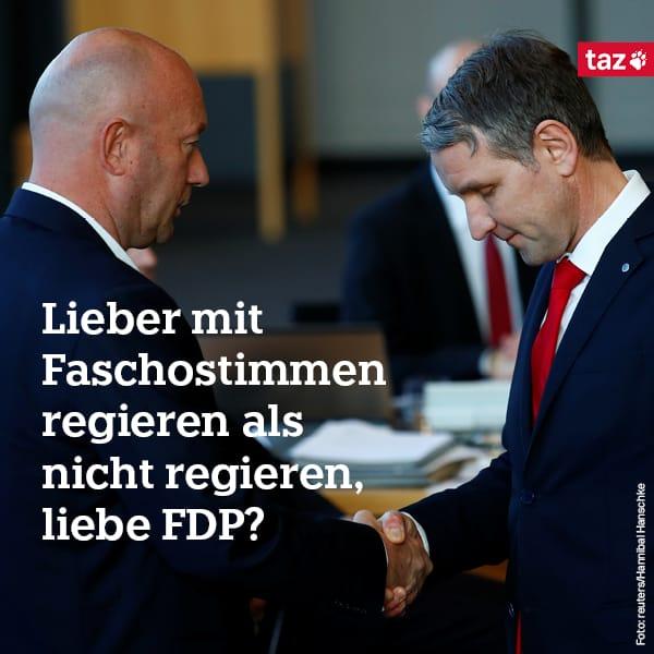 #niemehrfdp