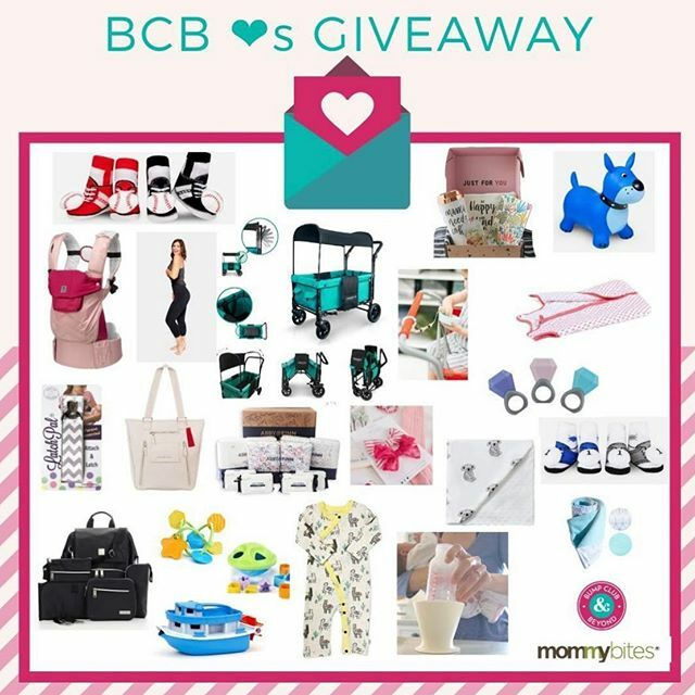 It's February & our 💗s are thumping with an AMAZING #giveaway FILLED with some of our favorite #newbaby and #newmom necessities! One lucky BCB Valentine is going to take home THIS GIANT prize package full of more than $1,400 in prizes from some of th… https://t.co/LDvqCfTIbz https://t.co/YKdjCdN7RG