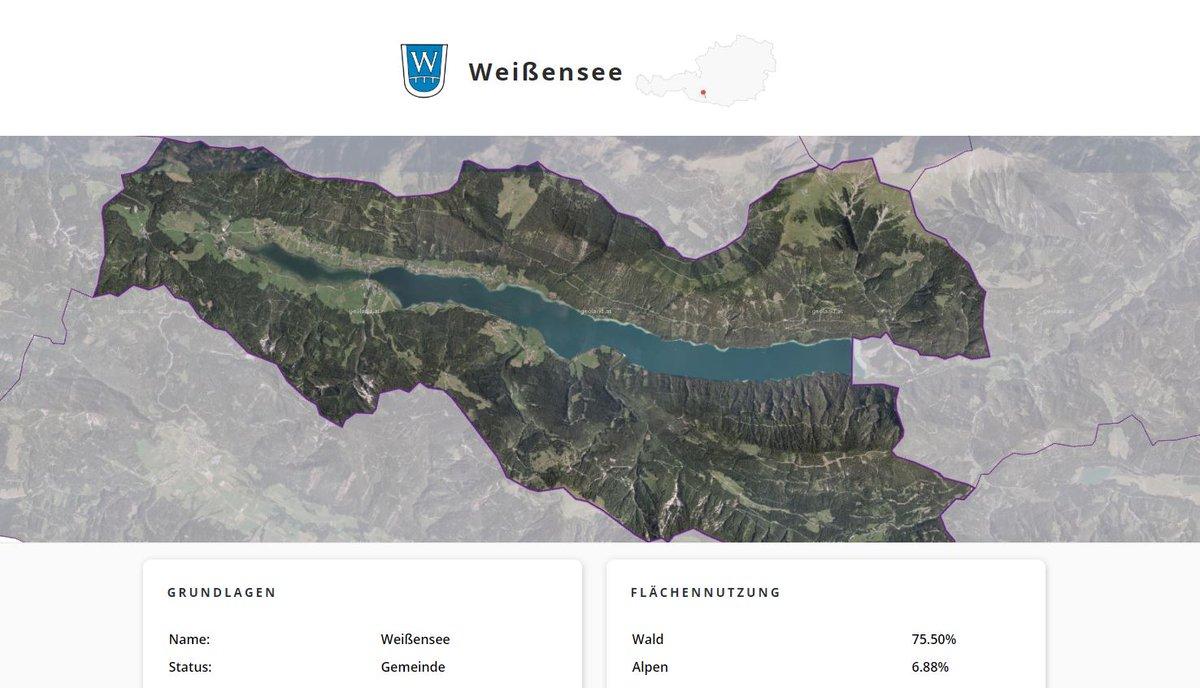 Suche, finde, entdecke! Trotz Seeufer eine der waldreichsten Gemeinden  Weissensee, Oberkärntner Täler #maps #wiki #ddj #dataviz https://simil.io/politisch/kaernten/kaernten-west/spittal-an-der-drau/weissensee…pic.twitter.com/RkmUUXz2Zt