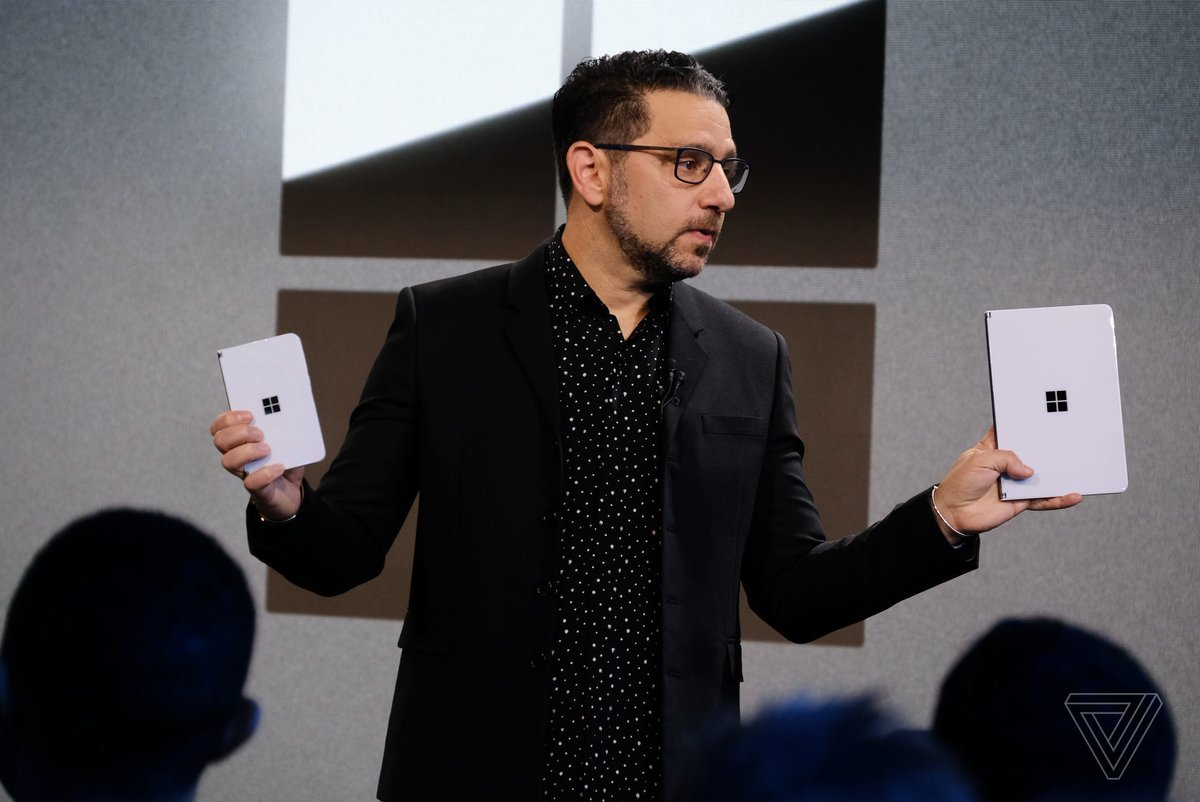 Microsoft's Surface chief now leads Windows and hardware