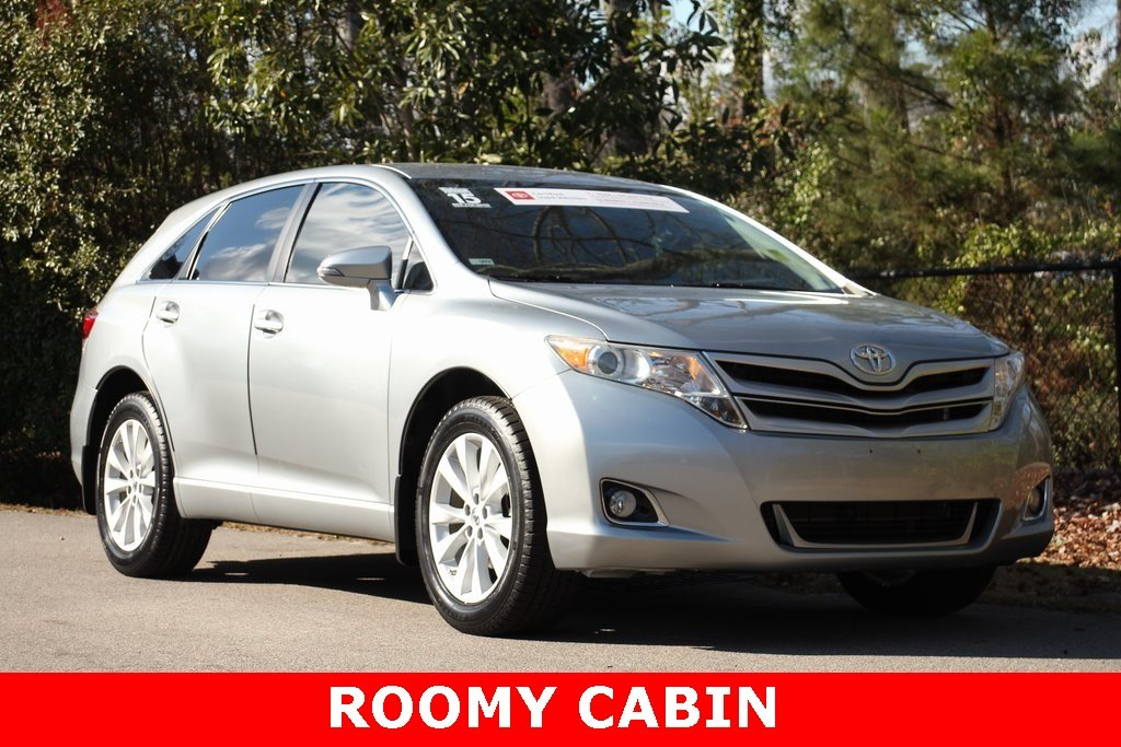 Pre-Owned Special!   Check out this Used 2015 Toyota Venza LE SUV for only $16,386!  Learn more: https://1l.ink/WZTSTKP  #Toyota #ToyotaVenza #Columbiapic.twitter.com/ltzopObUxr
