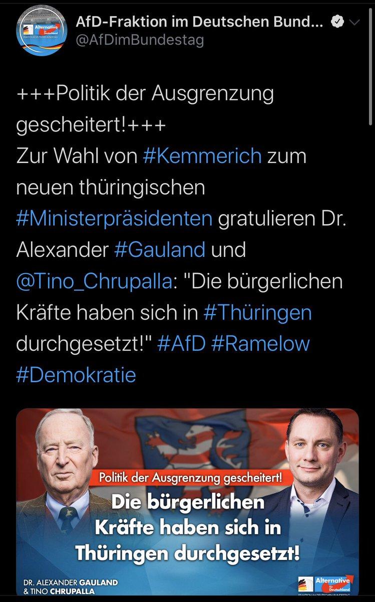 FDP und AfD