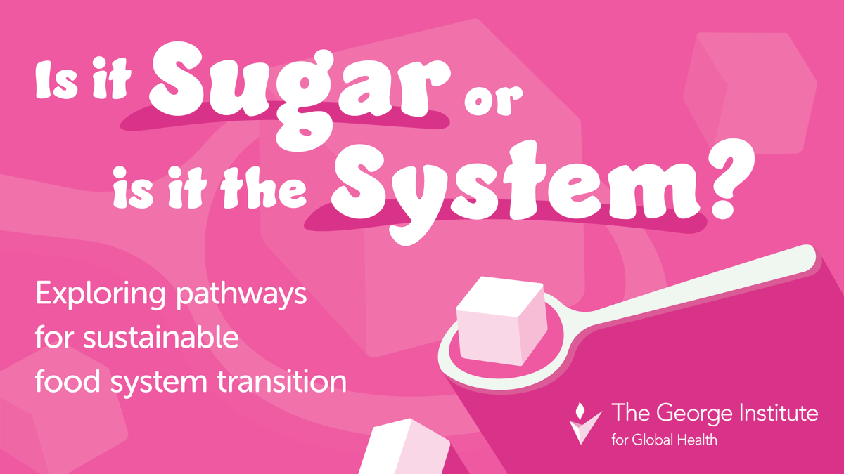 Join us for breakfast on February 20th to hear Prof. Bruce Neal and Vanessa Clarkson discussing the Australian #SugarSystem, how it is structured and the wider sociological impacts. Register for tickets here: bit.ly/3beFLbA #ThoughtLeadership #HealthierSocieties