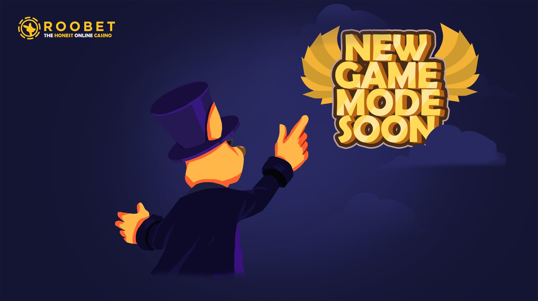 "Roobet on Twitter: ""Our New Game Mode is coming soon! What do you think it is? 🤔 Reply with your guesses👇… """