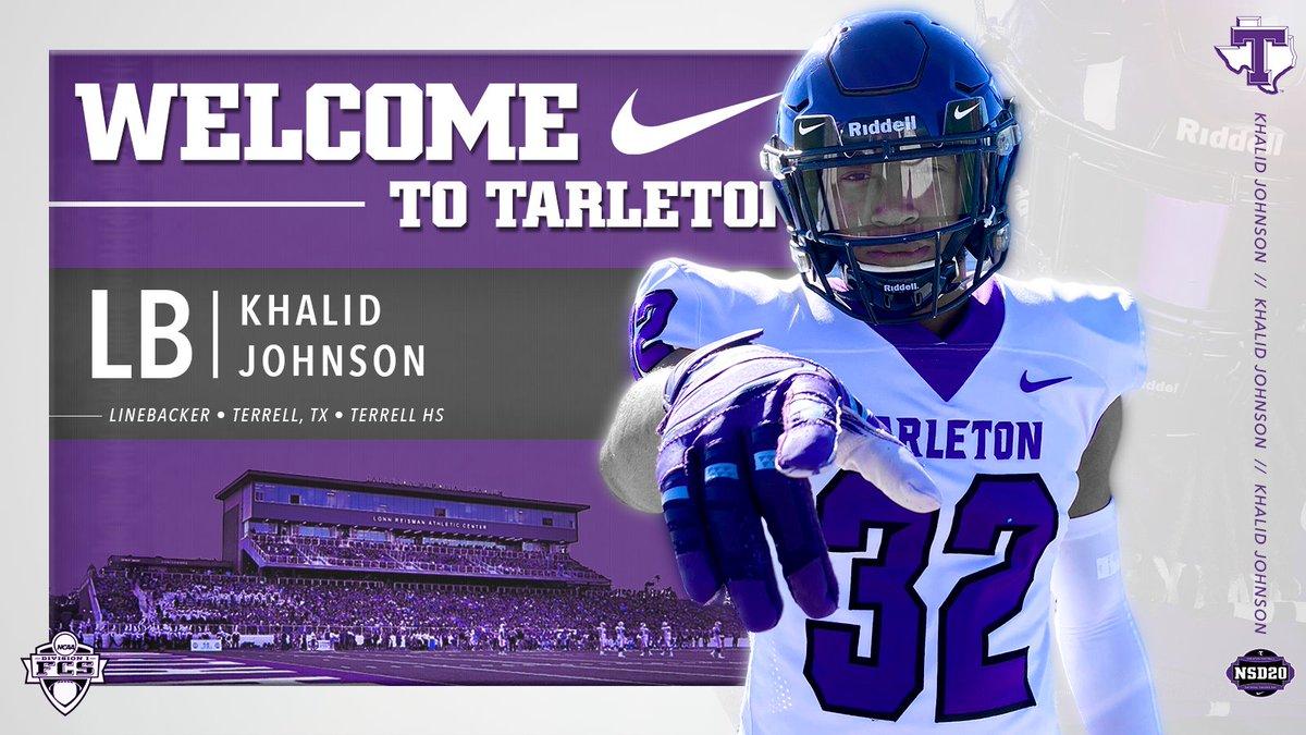 Khalid Johnson: A true athlete from BEAST Texas! #NEXTLEVELVI2I0N   @KhalidJohnson14 🔗 bit.ly/2S1XCem