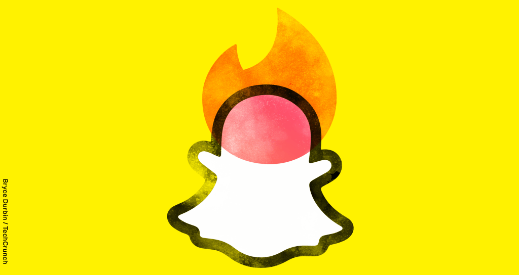 How Hoop hit 2 with its Tinder for Snapchat by @joshconstine