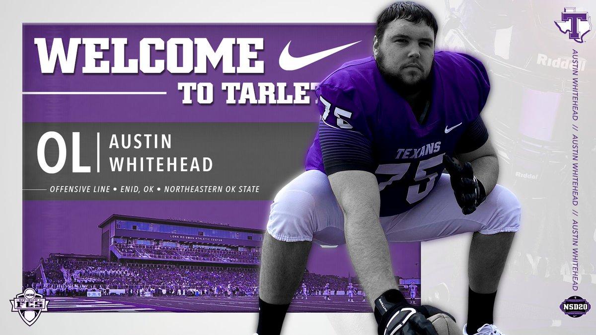 Austin Whitehead: A big fella with big upside! #NEXTLEVELVI2I0N   @awhitehead44 🔗 bit.ly/2RZewdI