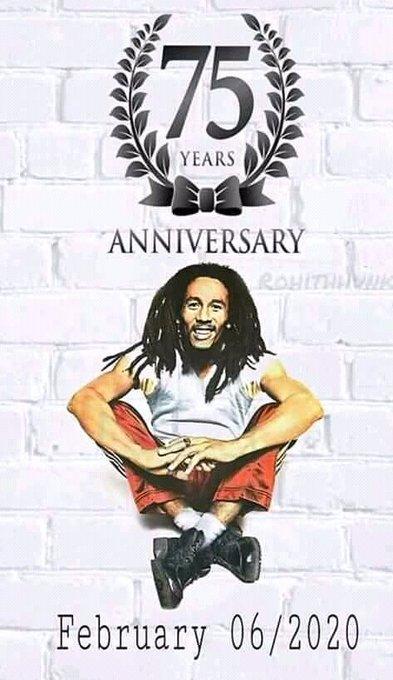 Locked at Kempinski Nyeri Happy Birthday Bob Marley!!!