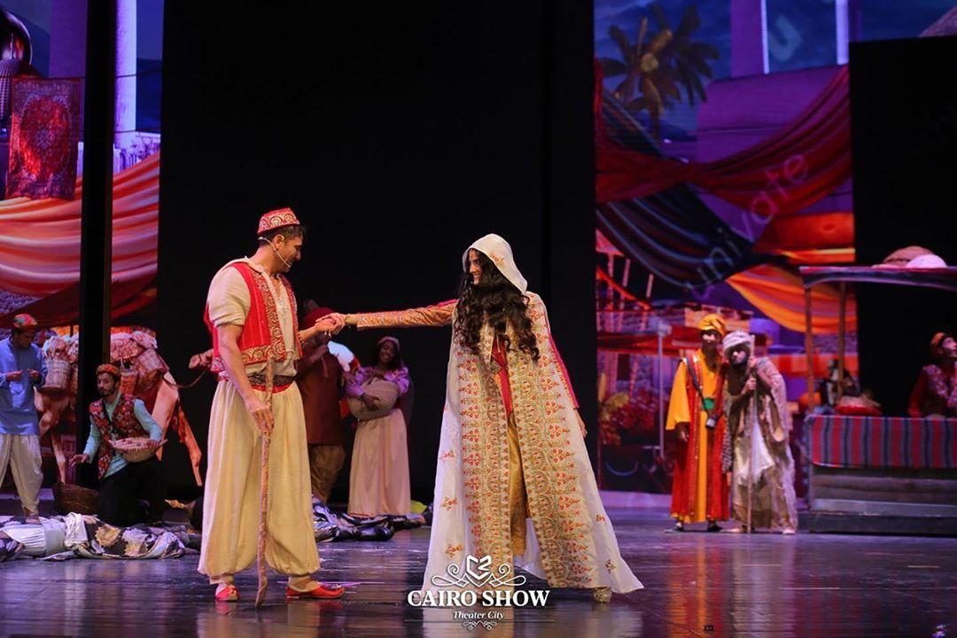 """بناءً على طلب الجمهور.. مد عرض مسرحية أحمد عز """"علاء الدين"""""""