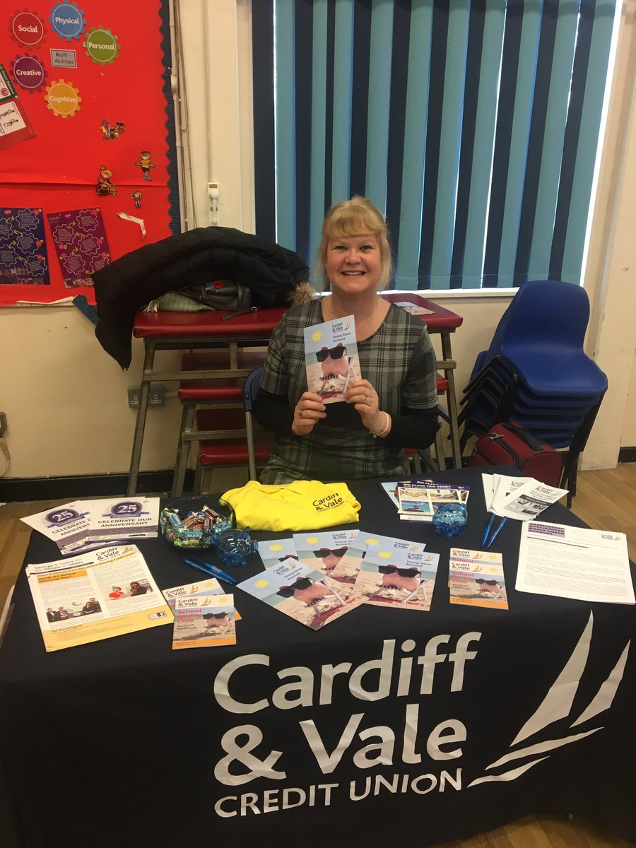 @GwenfoCWPrimary @CardiffValeCU @CredUnionsWales Lovely to meet the Gwenfo Families this evening, and promote the Young Savers Scheme. #financialeducation #CommunityEngagement