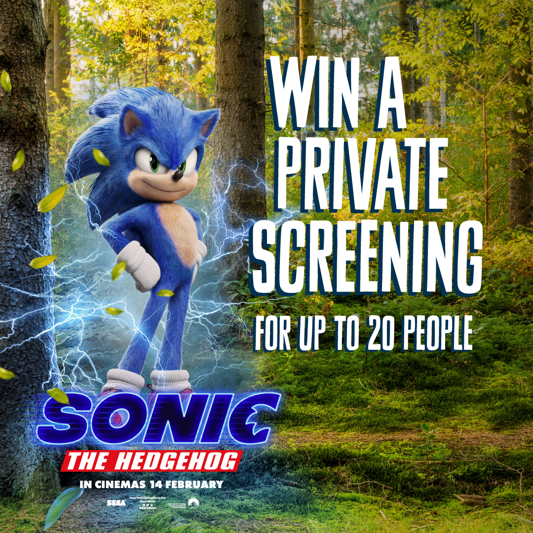 Go Ape On Twitter It S The Super Sonic Competition That You Ve