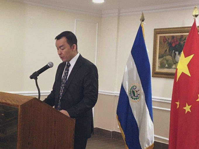 Embajada de China: Becarios salvadoreños se encuentran bien