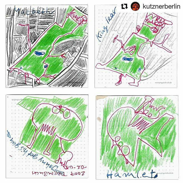 This Just In - I'm not exactly sure what these are. Plans for GPS drawings? Drawings of GPS drawings? Either way I think I like them. - N  #Repost @kutznerberlin ・・・ ##gpsart #gpsdrawing #michaelkutzner #kutzner #berlinartists #germanartists #conte… https://ift.tt/39mui8rpic.twitter.com/n4RKU9KqQl