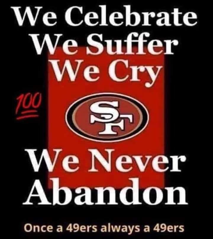 #nfl #football #superbowl  #sports #49ers #sanfrancisco #nflplayoffs #playoffs  #nfc   #red #gold #5rings #5timesuperbowlchamps  #Niners #Ninerfaithfuls #ninergang #Ninerempire #QuestForSix #GoNiners #Playoffs  #SuperBowlBound pic.twitter.com/WmGanix62H