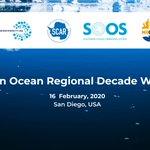 Image for the Tweet beginning: [WORKSHOP] The Southern Ocean has
