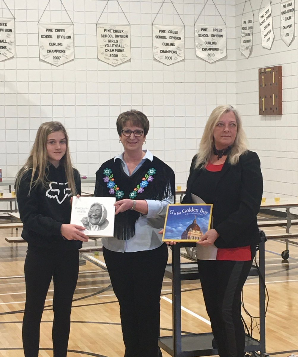 test Twitter Media - Congratulations to Plumas Elem. School for hosting their Indigenous Day. I enjoyed sharing my experiences as Indigenous/Northern Relations Minister. A true reconciliation experience in Agassiz. #mbpoli https://t.co/wqWcI3A8sE