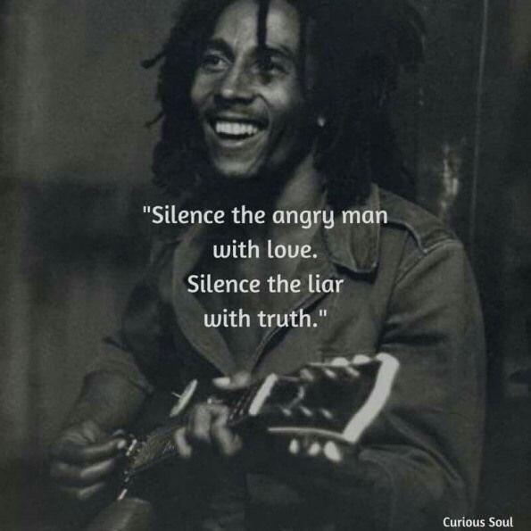 Happy birthday Bob Marley bless up