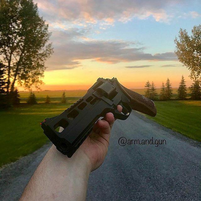Sometimes you just have to take a moment and admire it. 📸:@arm.and.gun #chiapparhino #revolver #2a #wheelgun #pewpew #gun #wheelgunwednesday #gunfanatics #gunporn