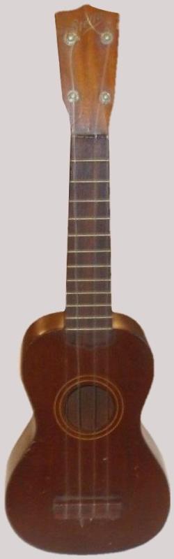 NJ oscar Schmidt standard stella soprano ukulele