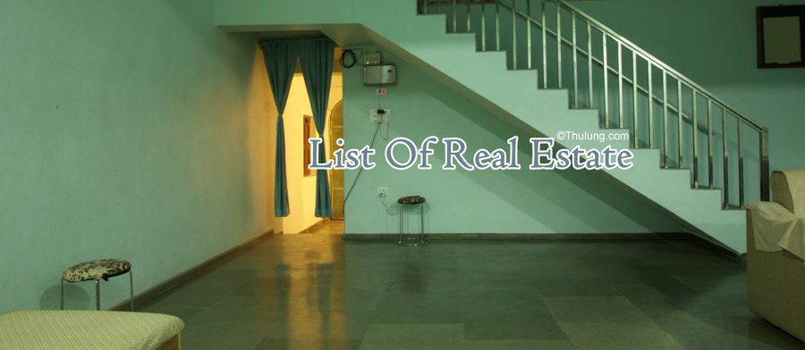 List Of Real Estate