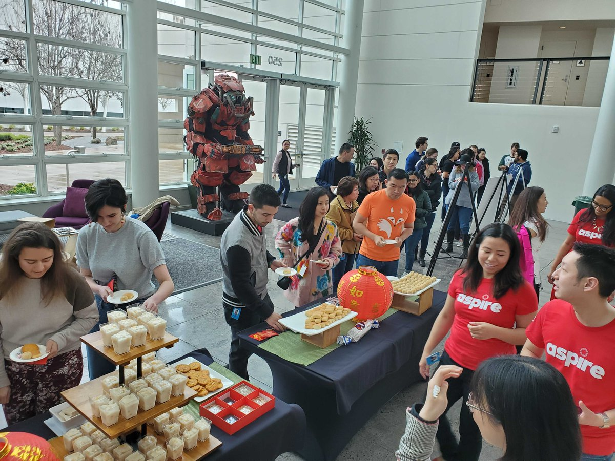 We are proud to provide our employees with an opportunity to learn about and celebrate diverse cultural traditions.   Learn more about the career opportunities at EA @  #LunarNewYear #WeAreEA