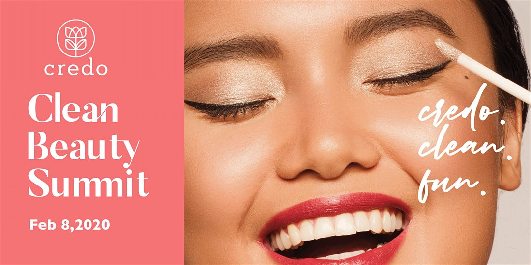 ONLY A FEW TICKETS LEFT! Who's joining us for the Credo Beauty Summit?  The Future of Beauty is Clean! Credo Summit is a first-of-its-kind clean beauty expo with beauty activations, master classes, and gift bags! https://t.co/FKUMC9EPSb https://t.co/VAjuemjiJV