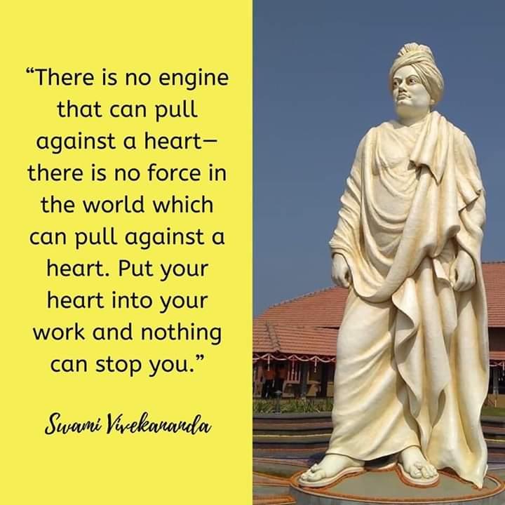 #swamijiquotes  @Anshul_AAgarwal  @byadavbjp  @Rameswar_Teli  @rammadhavbjp  @BJP4TamilNadu https://t.co/0X1ey7nSa9