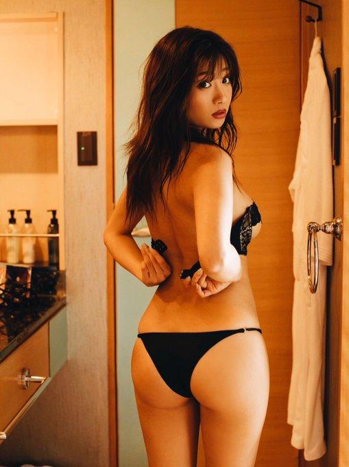 グラビアアイドル葉月あやのTwitter自撮りエロ画像38