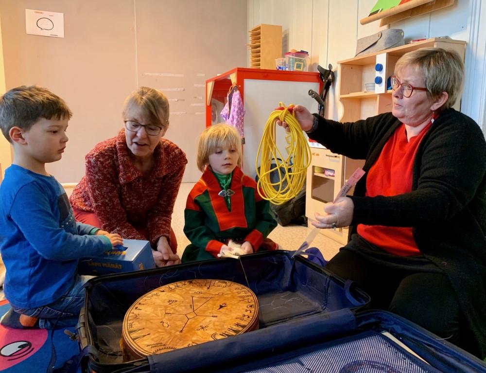 Vil øke barnehagebarns forståelse av samisk kultur https://t.co/kGh0Qozu0K https://t.co/K8CIspoIAS