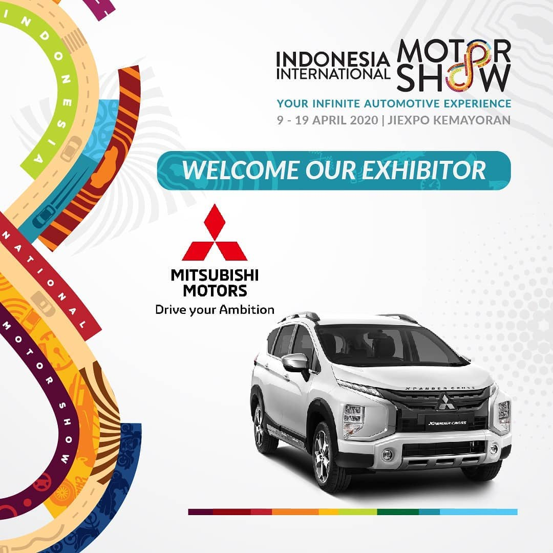 Welcome, @mitsubishi_id will be one of our exhibitors at Indonesia International Motor Show (IIMS) 2020.  Calling all exhibitors for Cars and Motorcycles, more info: • Dimas, dimas@dyandra. com • Astrid, astrid@dyandra. com  #IIMS #MotorShow #mitsubishi #mitsubishiindonesia