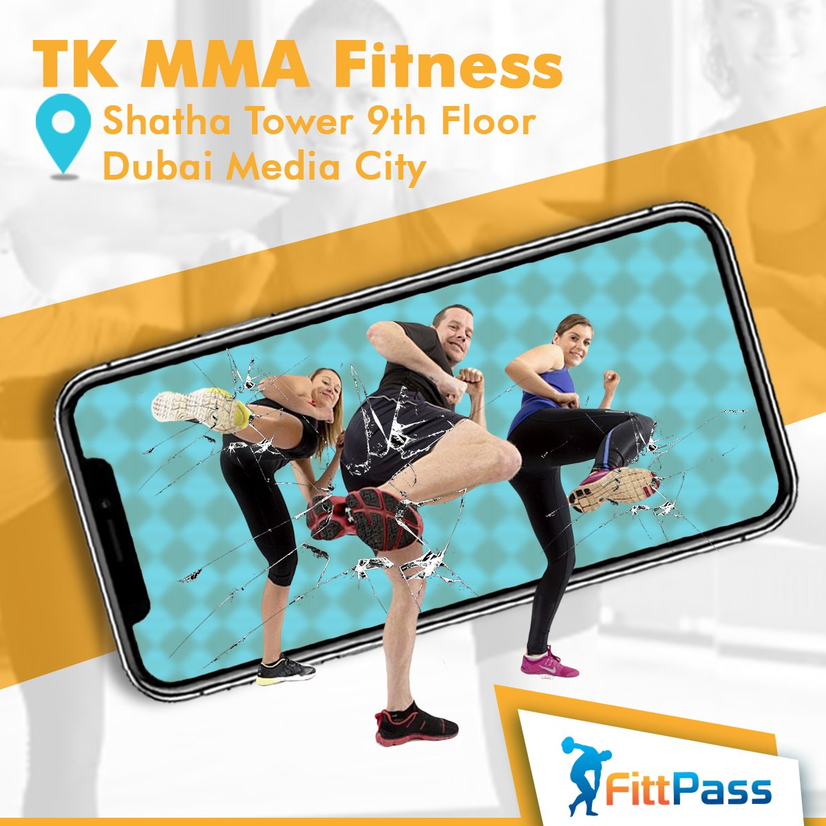 Looking for a gym that has it all? Check out @TKMMAFIT which gives you access to the gym, pool, combat classes, bootcamp and yoga! Save 15% only on http://FittPass.com  => https://bit.ly/39bIHEn   #TKMMAFitness #TamKhan #FittPass
