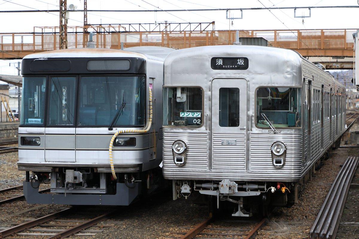 長野にメトロ導入か!? 長野電鉄にメトロ03系譲渡