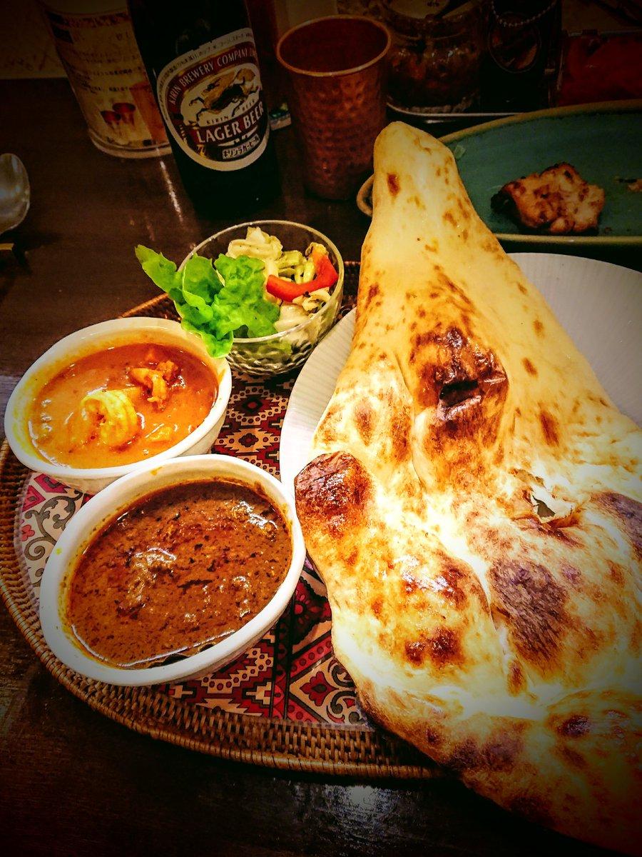 千葉県は検見川にカレーの名店あり。 #インドカレー #印度料理 #シタール https://t.co/CQ7rWi2Dip