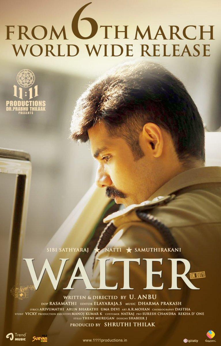 Walter release date