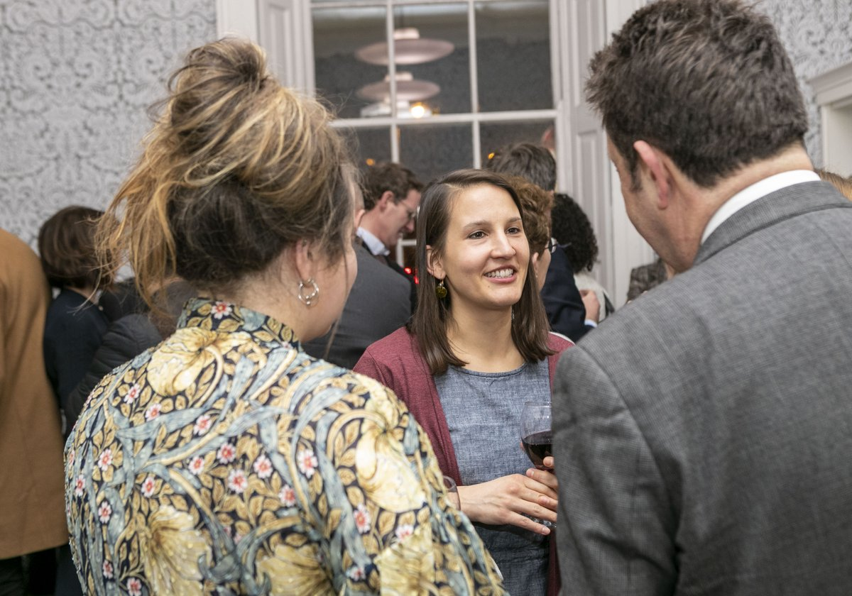 Tcd Alumni On Twitter A Wonderful Celebration Took Place Last Night To Launch The New Tclctdublin French Translation Fellowship With Alliance Francaise De Dublin And French Embassy Dublin Mona De Pracontal Will