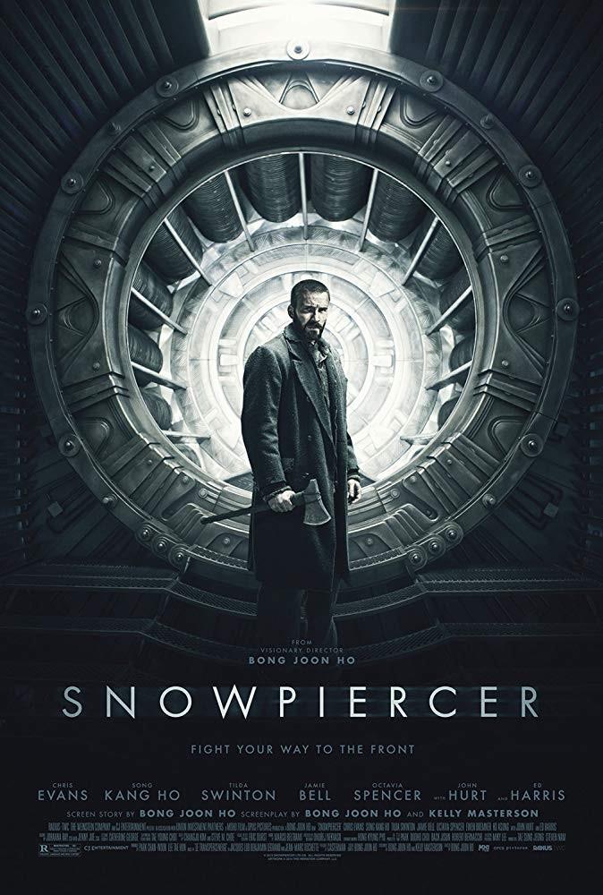 BIG NEWS!   #BongJoonho's #Snowpiercer & #MemoriesofMurder finally join the #BongHive!   After years of trying, we can finally give SNOWPIERCER the UK release it never got! Catch it for a full week from Fri 21st Feb!  Tickets -> https://t.co/kvbatTbu94 https://t.co/xV8gjY9OBe