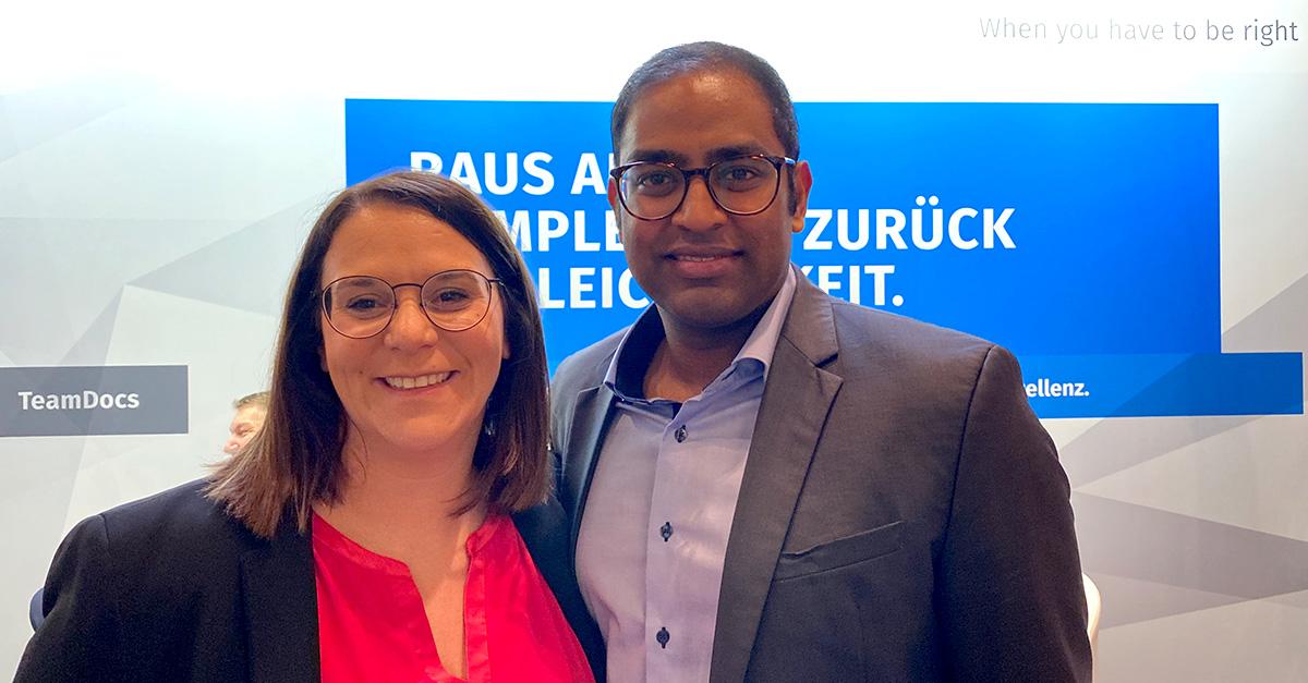 Als Netzwerkpartner sind wir heute und morgen auf dem @diruj_digital #Unternehmensjuristenkongress mit spannenden Vorträgen unserer Kollegen @hvonderstein  und Aswin Parkunantharan dabei. Wir freuen uns darauf! https://t.co/991pE4kTHH