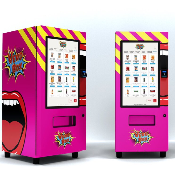 Smart vending machines , smart vending machines , smart vending machines! #icondriven #thevendbox #vendbox #thevendboxlife #iot #internetofthings #automation #techtrends #innovation #newtechnology #techworld #technologytrends #technologyrocks #technologyrules #techiespic.twitter.com/SII7OM02V0