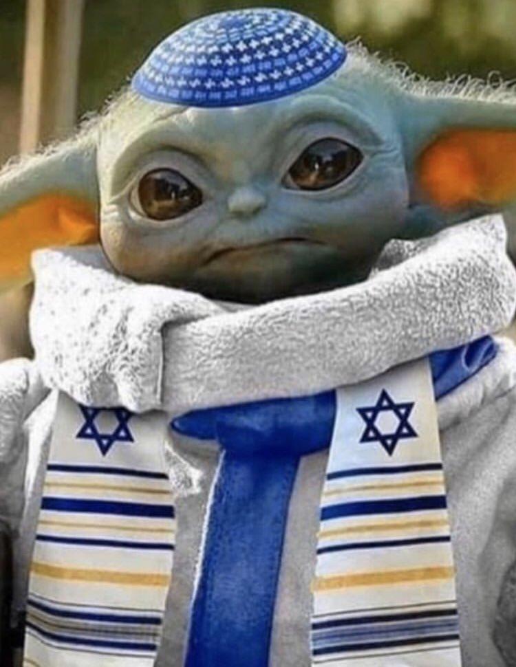Jewish Baby Yoda