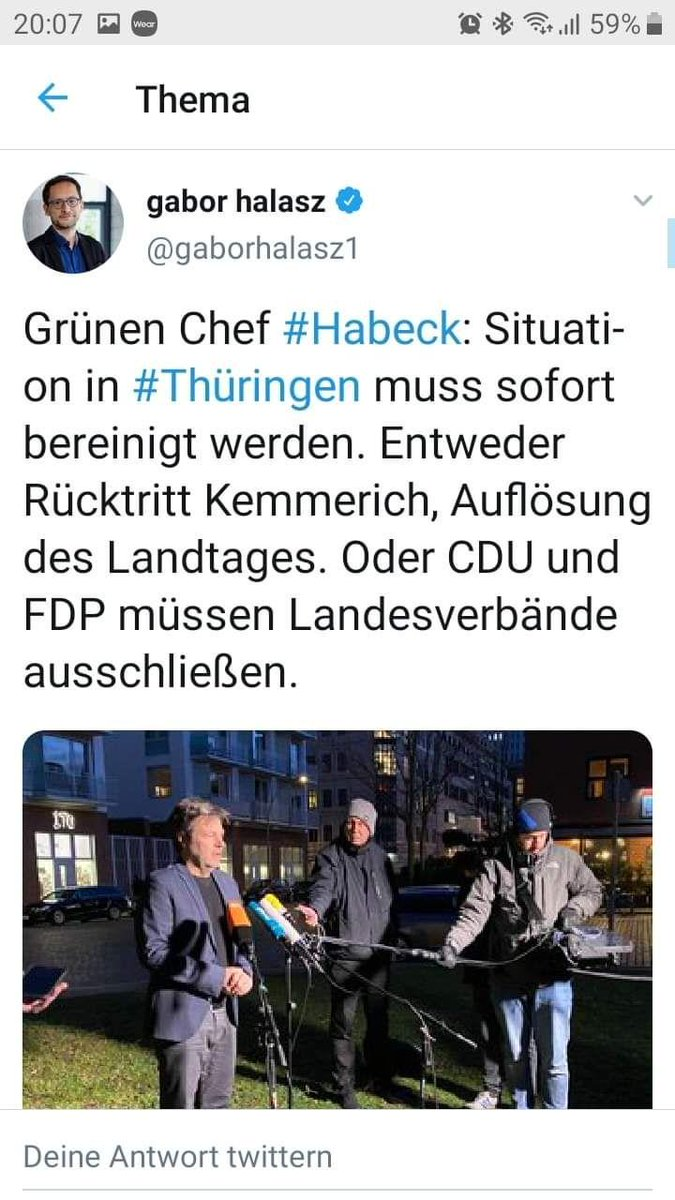 #ThueringenWahl