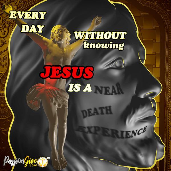 "New artwork for sale! - ""Knowing Jesus"" -  @fineartamerica"
