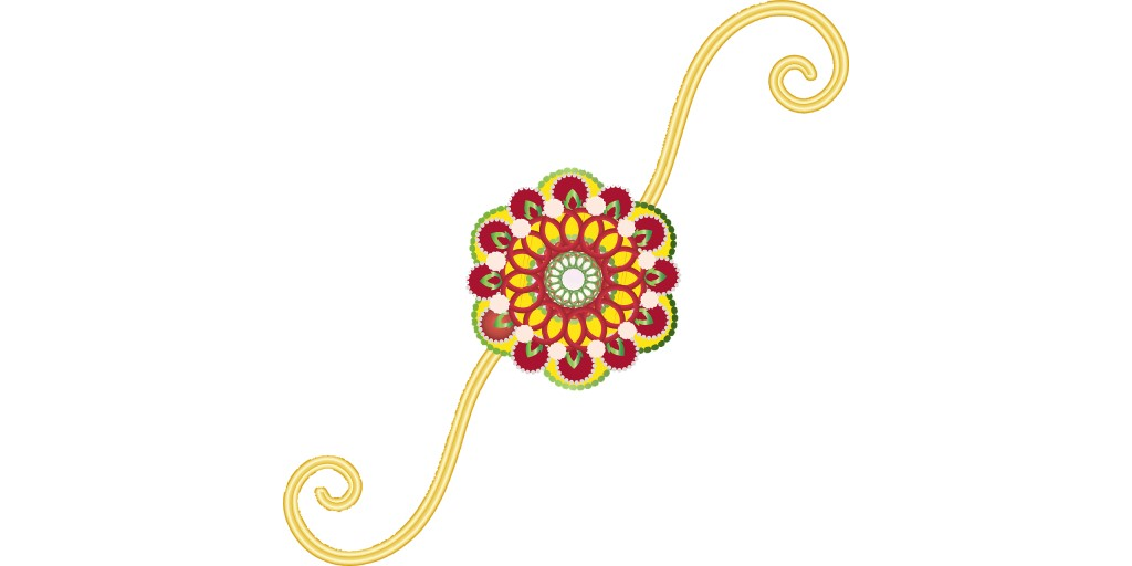 Raksha Bandhan Greetings. 🕉️ This Hindu festival celebrates brothers and sisters. Sisters wish their brothers protection and safety for the year with a rakhi, a bracelet made of interwoven red and gold threads. https://t.co/pTL4n3Ry0P