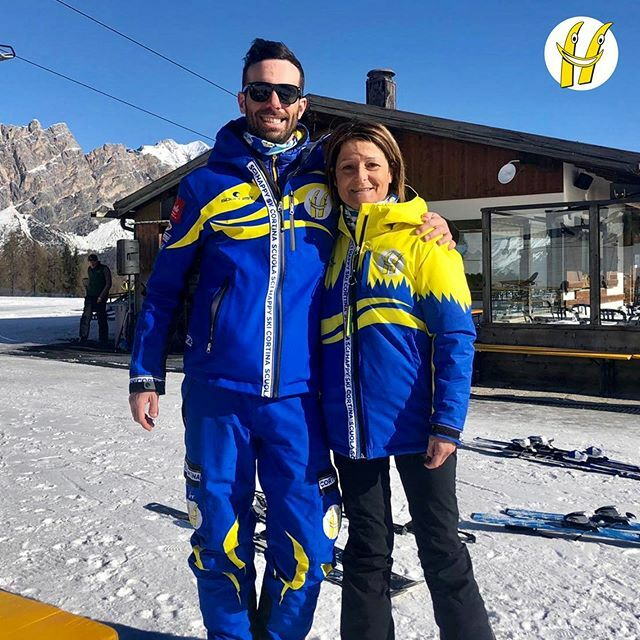 Viva le mamme dei maestri Happy Ski!